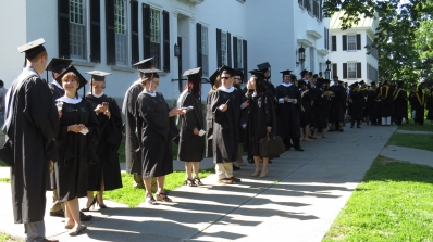 MALS (Master of Arts in Liberal Studies) graduation